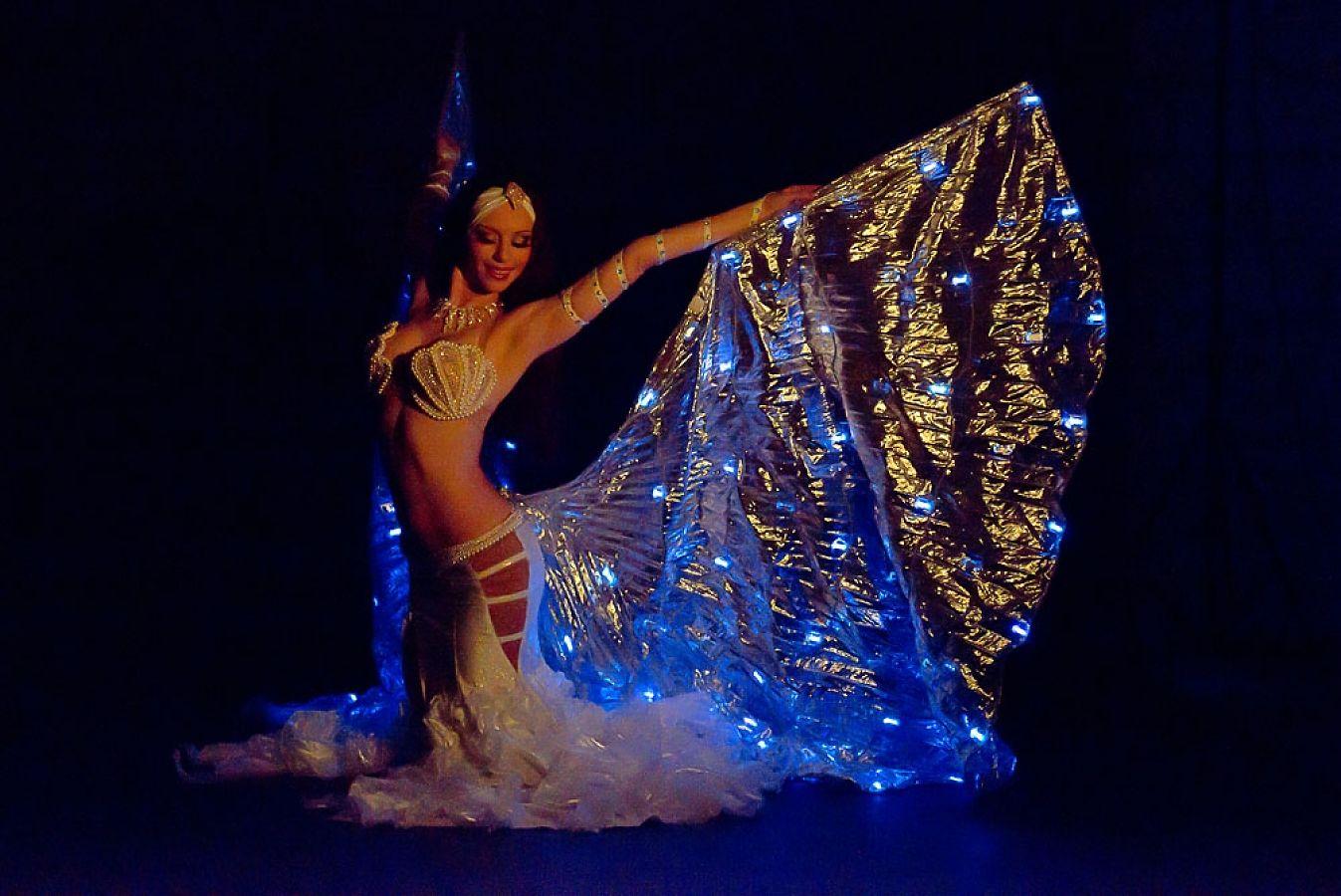 Что нужно знать о крыльях для танца живота! 37